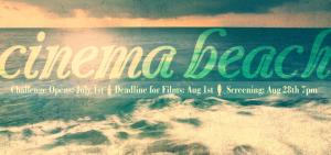 Cinema Beach Winners Announced!