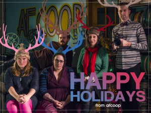 Holiday Closure: Dec. 22nd – Jan. 2nd