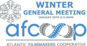 Winter General Meeting – Jan 29th