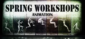 Spring Animation Workshops
