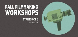 Introductory Fall Workshops – Open for Registration