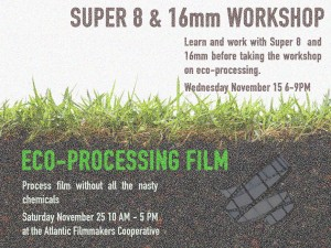 Working with Film & Eco-Processing