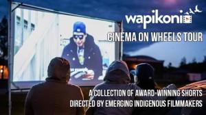 Wapikoni Cinema on Wheels