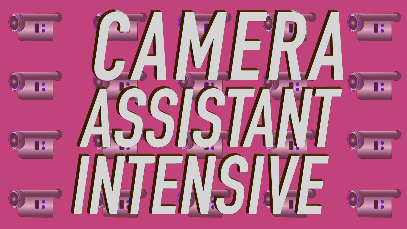 Camera-Assistant-intensive