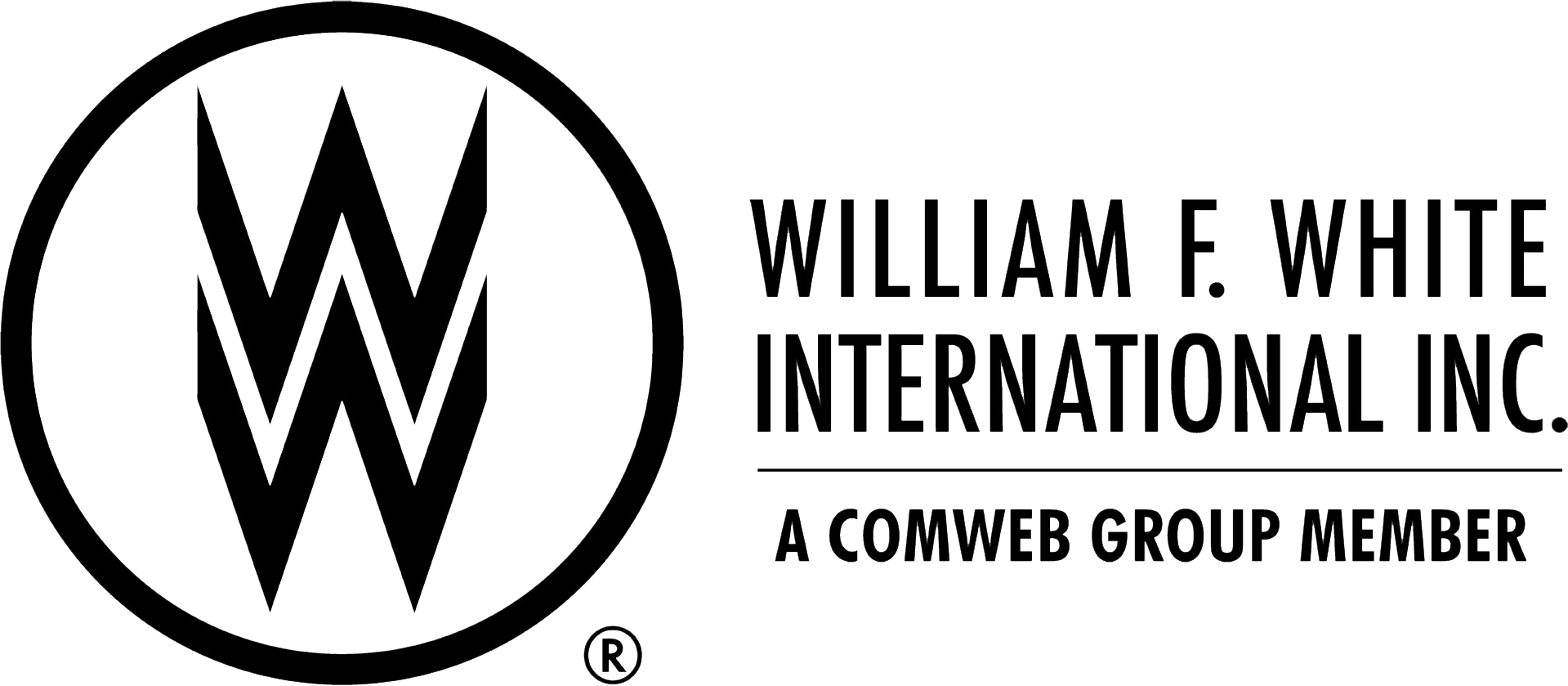 William F Whites Logo
