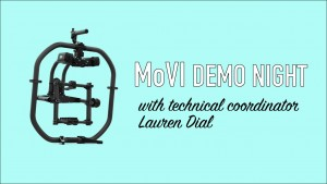 MoVI Demo Night