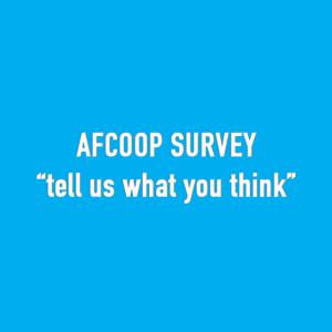 AFCOOP Membership Survey