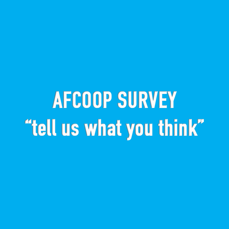 afcoop survey