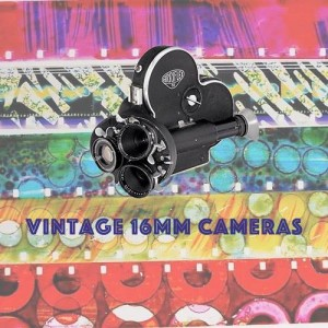 The Vintage 16mm Cameras program