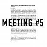 meeting #5 safer spaces