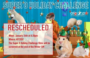 Super 8 Holiday Challenge