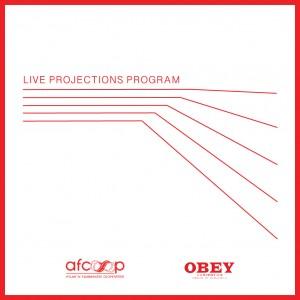 Live Projections Program